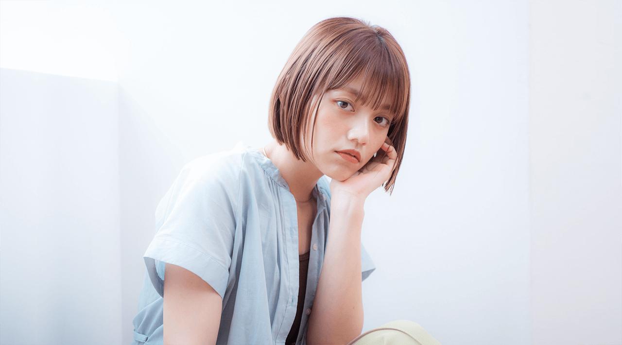 渋谷の美容室CLANのヘアスタイル1