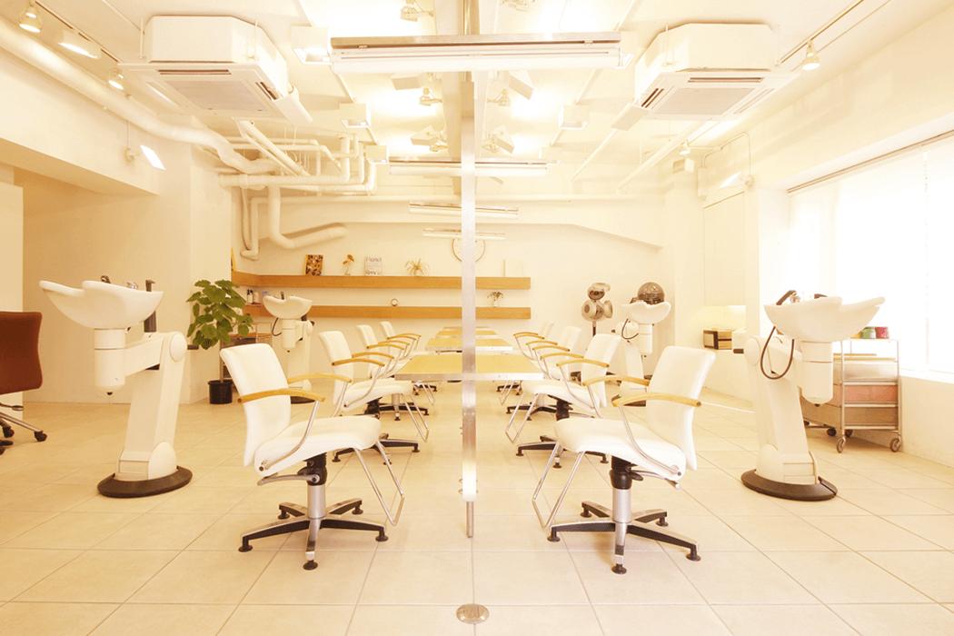 渋谷の美容室CLAN